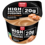 REWE Beste Wahl High Protein Pudding Salted Caramel 200g