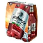 Schöfferhofer Weizen-Mix Kirsche 6x0,33l
