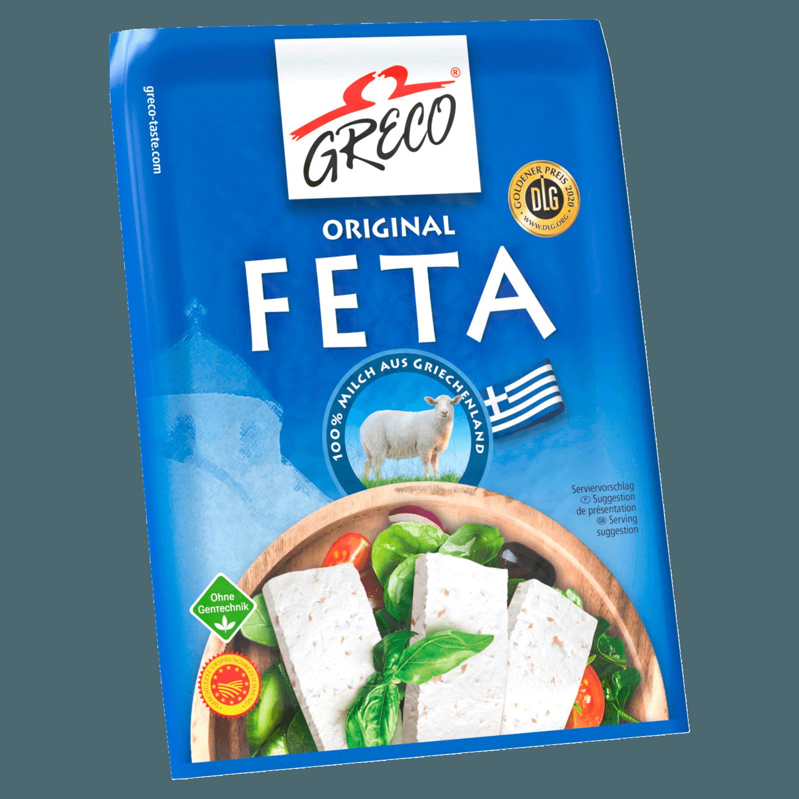 Greco Griechischer Feta 200g