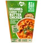 Tress Brüder Bio Veganes Curry Typ Butter Chicken 420g
