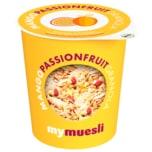 Mymuesli Bio Mango Passionfruit Granola 85g