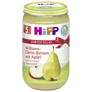 Hipp Williams-Christ-Birnen 250g