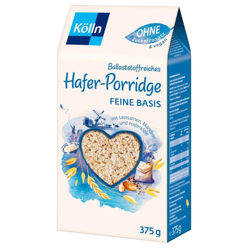 Kölln Hafer-Porridge Feine Basis 375g