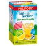 Milford kühl & lecker Zitrone Limette 50g