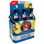 Paulaner Weißbier-Zitrone 0,0% alkoholfrei 6x0,33l
