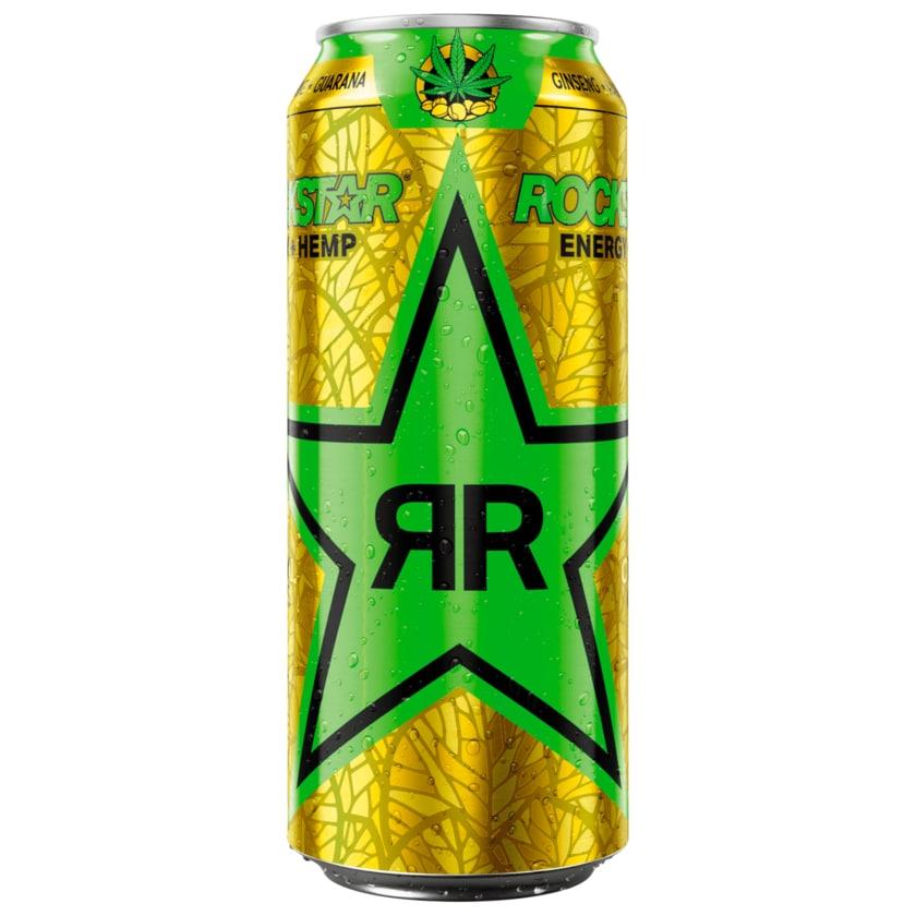Rockstar Energy + Hemp Prickly Cactus 0,5l