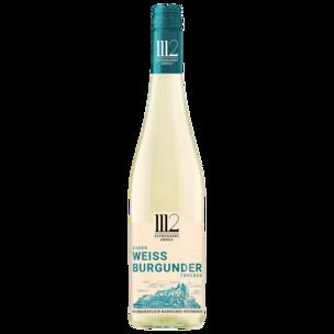 1112 Weißwein Weissburgunder Trocken 0,75l