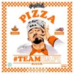 Gangstarella #Team Capi Pizza Sucuk 505g