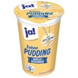 ja! Sahne Pudding Vanillegeschmack 200g