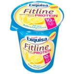 Exquisa Fitline Quark-Joghurt-Creme Protein Zitrone-Buttermilch 400g