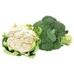 REWE Regional Blumenkohl/Broccoli 500g