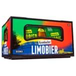 Krombacher Limobier Zitrone 24x0,33l