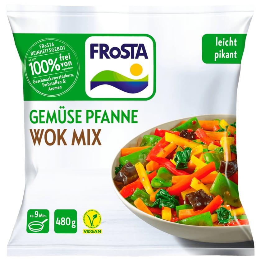 Frosta Gemüse Pfanne Wok Mix 480g