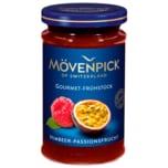 Mövenpick Gourmet-Frühstück Himbeere Passionsfrucht Fruchtaufstrich 250g