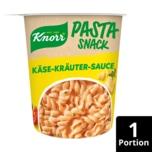 Knorr Pasta Snack Käse-Kräuter-Sauce 59g