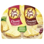 Fol Epi Classic nussig & mild und Caractère würzig & intensiv 120g