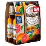 Warsteiner Grapefruit alkoholfrei 6x0,33l