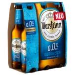 Warsteiner alkoholfrei 6x0,33l