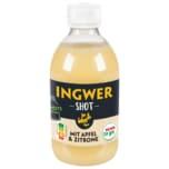 REWE to go Ingwer Shot mit Apfel & Zitrone 300ml