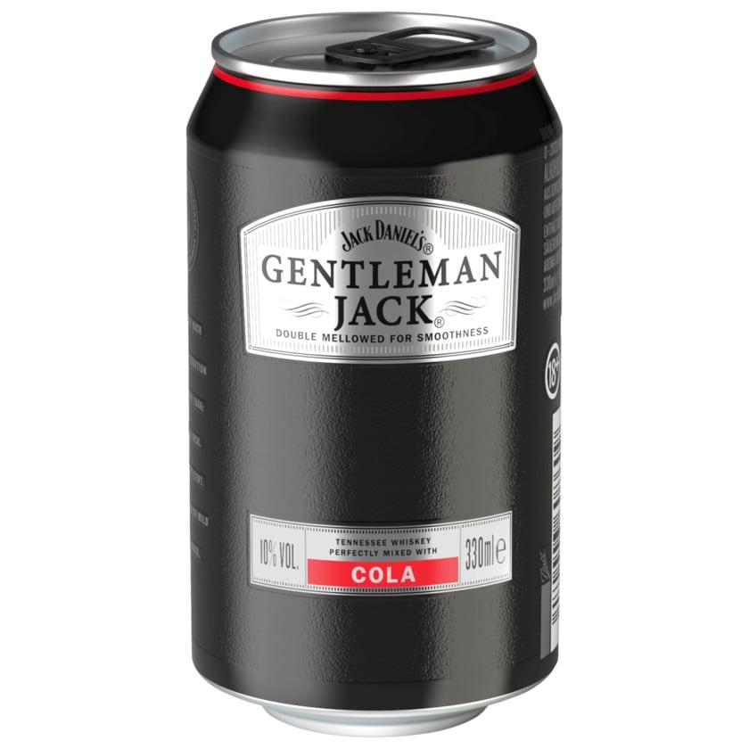 Jack Daniel´s Gentleman Jack 0,33l