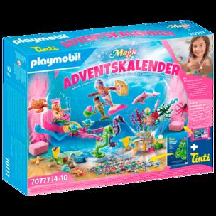 Playmobil Adventskalender Badespaß Meerjungfrauen