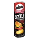 Pringles Sizzl'n Extra Hot Cheese & Chilli 180g