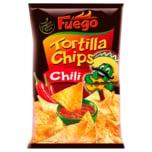 Fuego Tortilla Chips Chili 150g