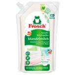 Frosch Weichspüler Sensitiv Mandelmilch 1l 40WL