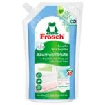 Frosch Weichspüler Sensitiv Baumwollblüten 1L 40WL