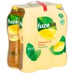 Fuze Tea Schwarzer Tee Zitrone 6x1,75l