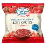 Christians Grød Rote Grütze Erdbeere 210g