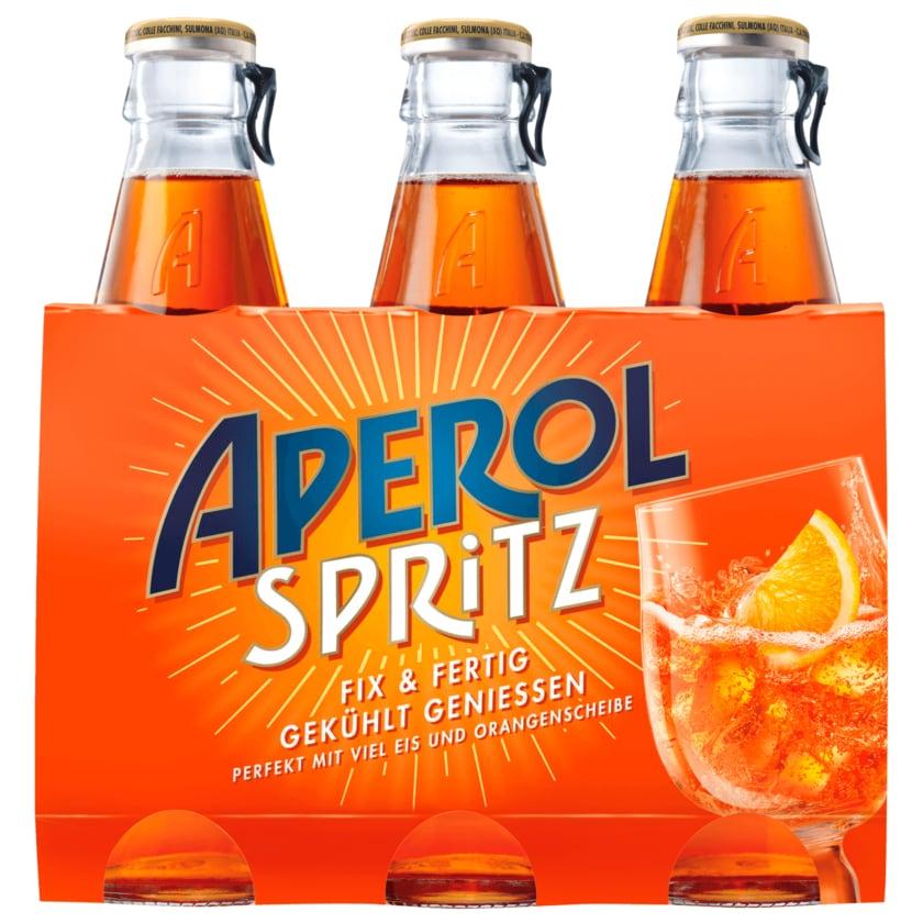 Aperol Spritz Perfekt gemixt 3x175ml
