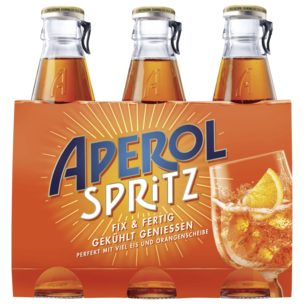 Aperol Spritz fix & fertig 3x175ml