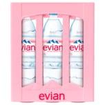 Evian Mineralwasser Still 6x1,5l