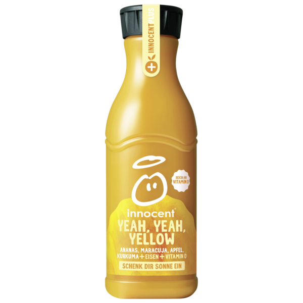 Innocent Yeah, Yeah, Yellow 750ml