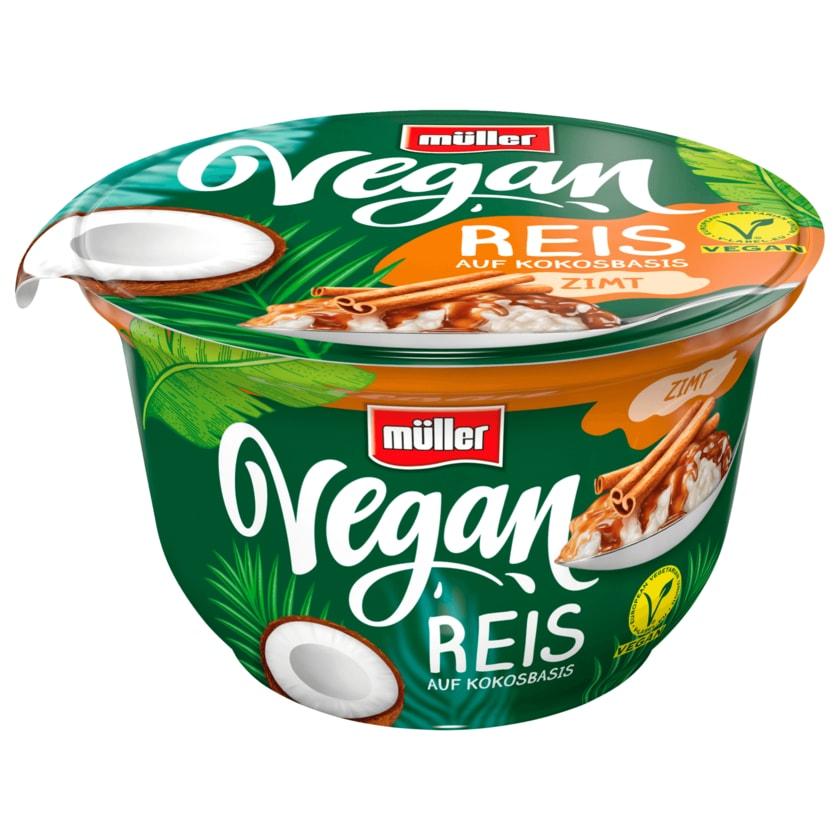 Müller Vegan Reis auf Kokosbasis Zimt 180g