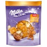 Milka Feine Kugeln Lebkuchen Geschmack Weihnachten 90g