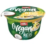 Müller Vegan Reis auf Kokosbasis Vanille 180g