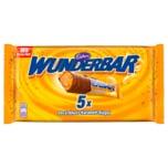 Cadbury Wunderbar Erdnuss-Karamell-Riegel 185g