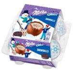 Milka Weihnachts-Snow-Balls Oreo 112g