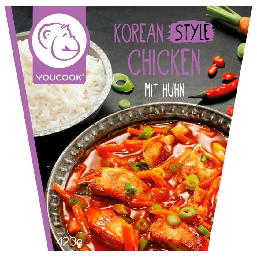 Youcook Korean Style Chicken 420g