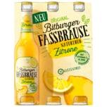 Bitburger Fassbrause Zitrone naturtrüb glutenfrei 6x0,33l