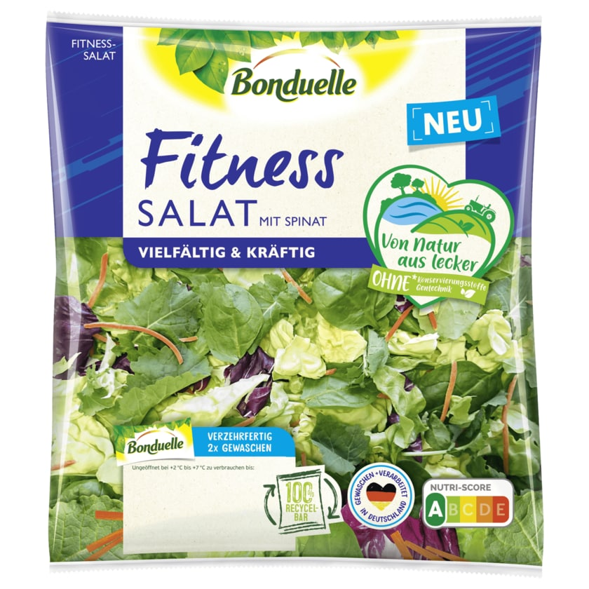 Bonduelle Fitness Salat 120g