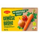 Maggi Gemüse Brühe 168g, ergibt 8x1l