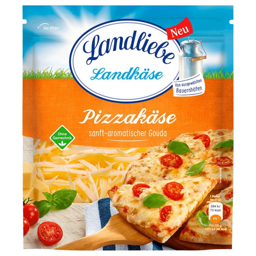 Landliebe Pizzakäse Gouda gerieben 150g