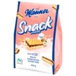 Manner Snack Minis Milch Haselnuss Schnitten 300g