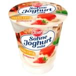 Zott Sahne Joghurt Erdbeer Panna Cotta 140g