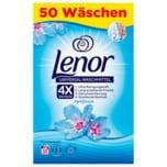 Lenor Vollwaschmittel Pulver Aprilfrisch 3,25kg 50WL