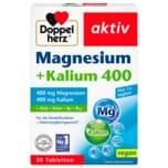 Doppelherz Magnesium 400 + Kalium 30 Tabletten