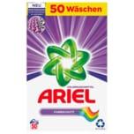 Ariel Colorwaschmittel Pulver 3,25kg 50WL
